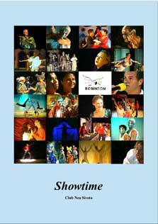 "Poster Nr.1  ""Show Time"""
